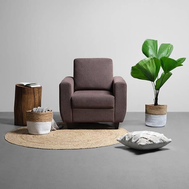 Sleepyhead Bae Fabric 1 Seater  Sofa