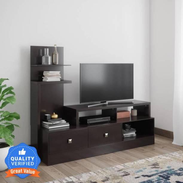 @Home by nilkamal Aroy Engineered Wood TV Entertainment Unit