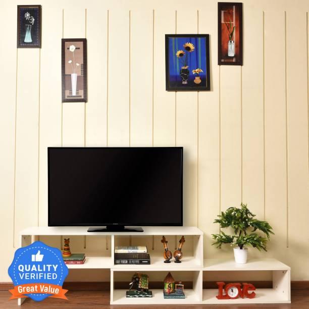 Home Full Engineered Wood TV Entertainment Unit