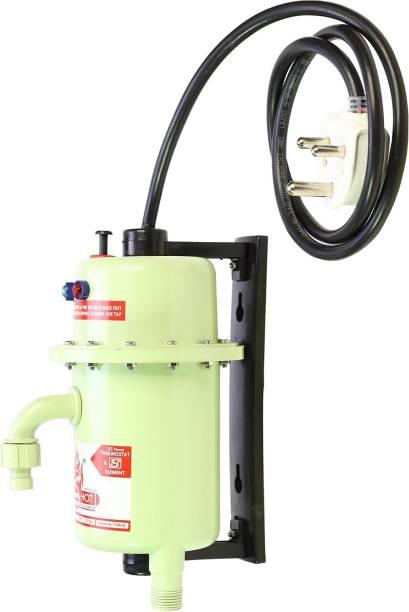 Mr.SHOT 1 L Instant Water Geyser (Classic, Green)