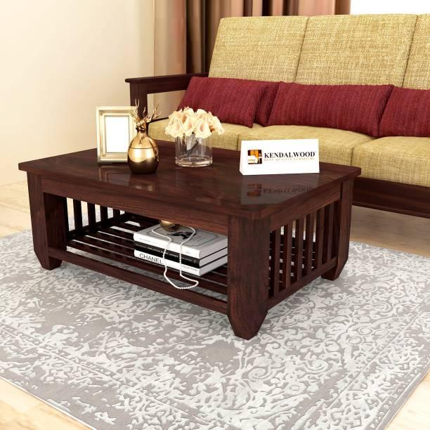 Kendalwood Furniture Wooden Center Table Tea Table for Living room Furniture Wooden Center Table Tea Table Solid Wood Coffee Table