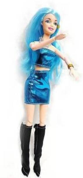 Yunicron Max Royal Classy Bendable Blue Doll
