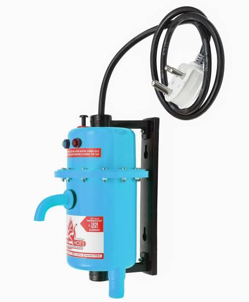 Mr.SHOT 1 L Instant Water Geyser (ECONOMY, Blue)