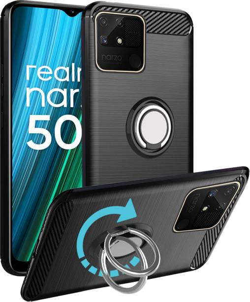 Unistuff Back Cover for Realme Narzo 50A