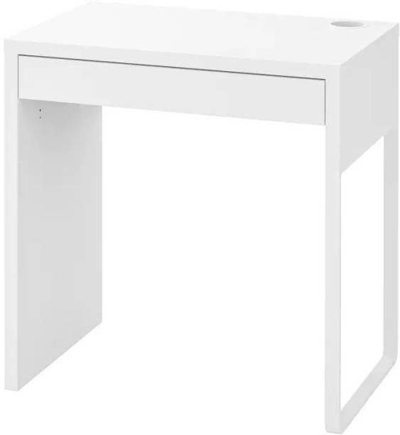 IKEA MICKE White Solid Wood Computer Desk