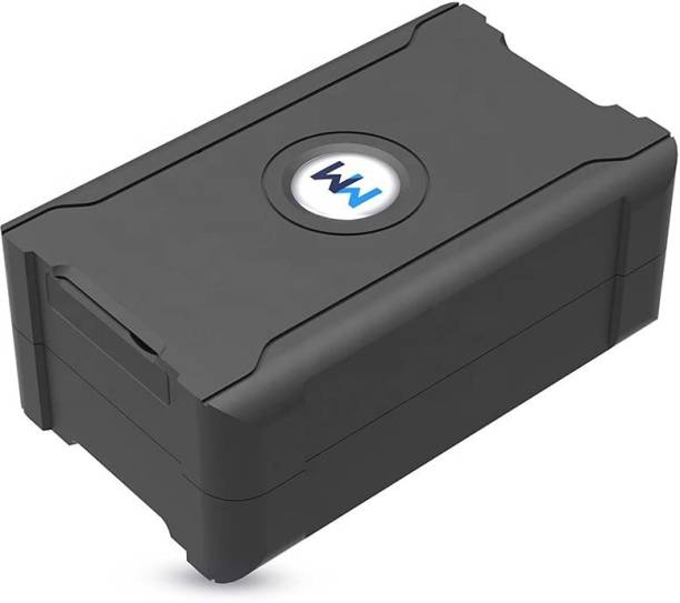 wanwaytech S20 - Magnet GPS Tracker, Wireless, Rechargeable, Long Standby Time GPS Device
