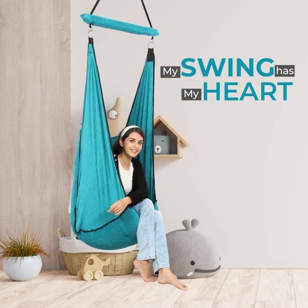Faburaa swing chair for balcony Jula Indoor Cotton Hammock