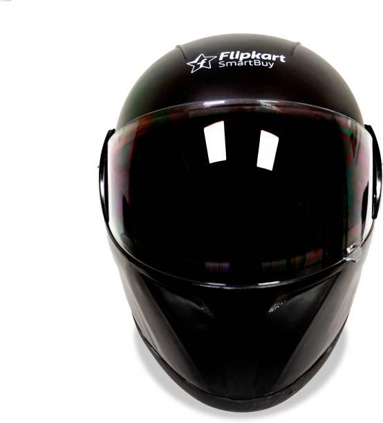 Flipkart SmartBuy Strength Full Face with Clear Visor Riding Gear Motorsports Helmet