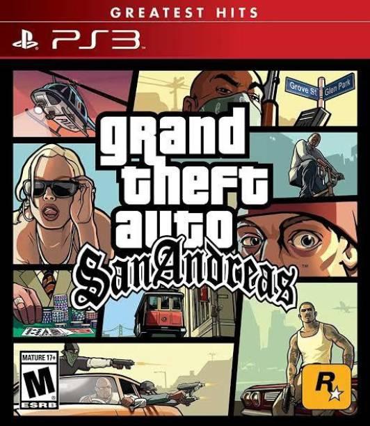 Grand Theft Auto : GTA San Andreas (Greatest Hits)