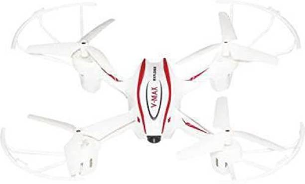 Radha Kripa HX 770 Toy Drone Quadcopter (Without Camera), Stable Flight & IR Remote Control Drone