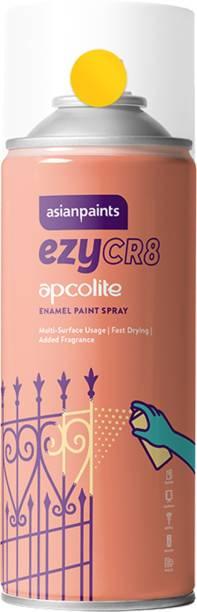 ASIAN PAINTS Golden yellow(0339) Spray Paint 200 ml