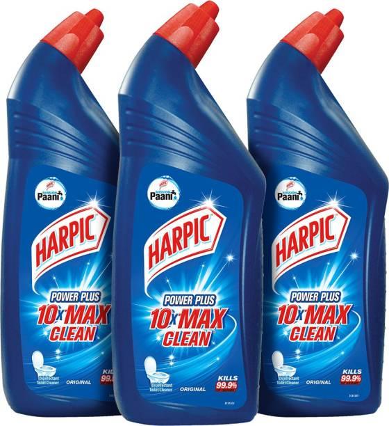 Harpic Power Plus Disinfectant Original Liquid Toilet Cleaner
