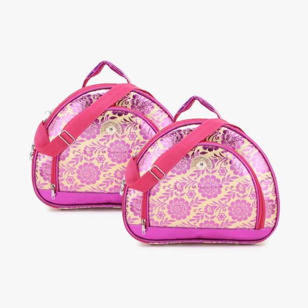 Finite fashion Rani and Golden Reflective Vanity Box Pack of 2 Multy purpose Vanity Box