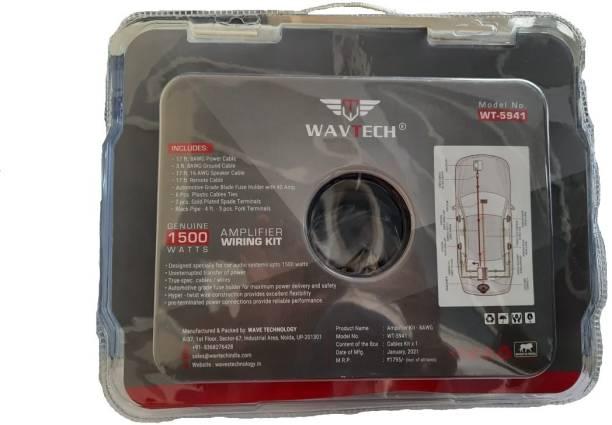 WAVTECH WT-5941 Two Class A Car Amplifier