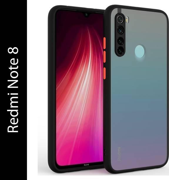 GadgetM Back Cover for Mi Redmi Note 8