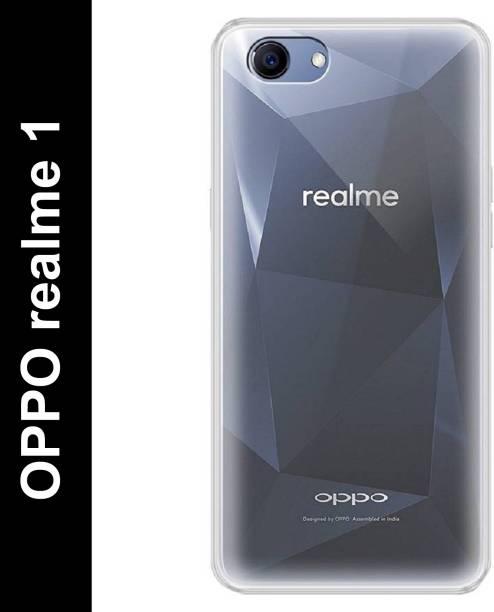 PAEDICON Back Cover for OPPO Realme 1