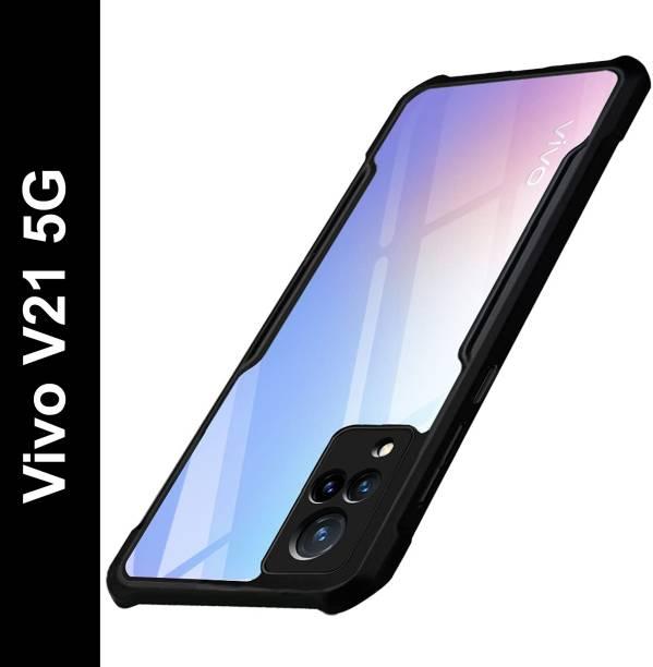 Micvir Back Cover for Vivo V21 5G