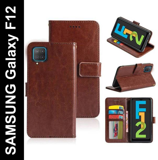 WEBKREATURE Back Cover for SAMSUNG Galaxy F12