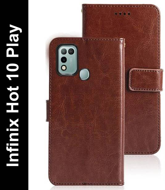 WEBKREATURE Back Cover for Infinix Hot 10 Play