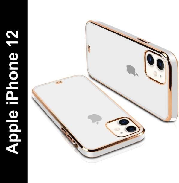 KARWAN Back Cover for Apple iPhone 12