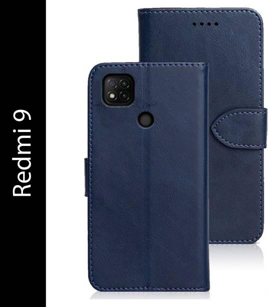 BOZTI Flip Cover for Mi Redmi 9, POCO C31