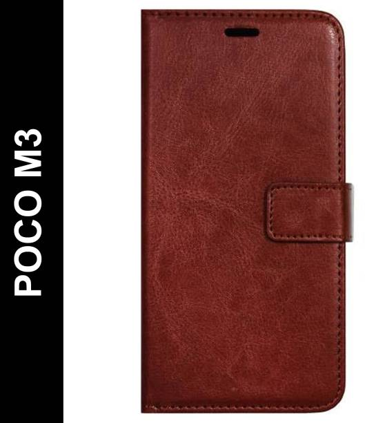 Spicesun Flip Cover for POCO M3