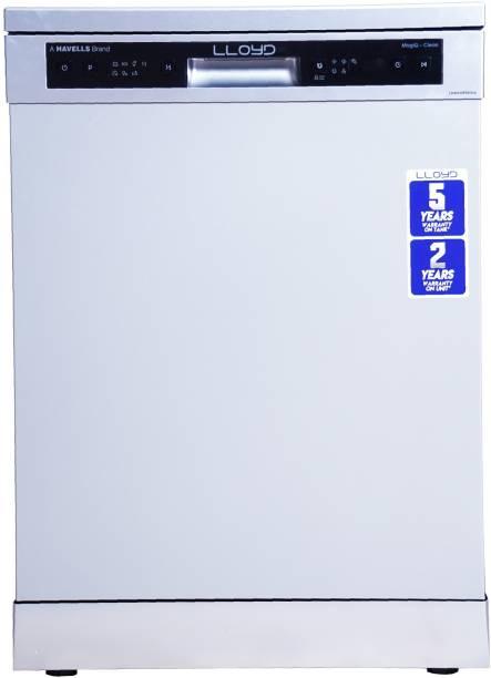 Lloyd LDWF13PSE1DD Free Standing 13 Place Settings Dishwasher