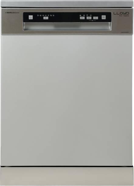 Lloyd LDWF14PSB1IC Free Standing 14 Place Settings Dishwasher