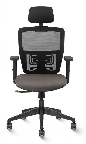 Wakefit Draco Fabric Office Executive Chair