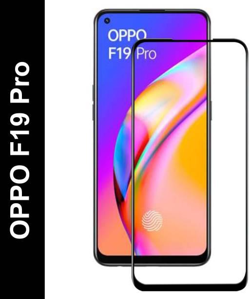 Gorilla Original Edge To Edge Tempered Glass for OPPO F19 Pro