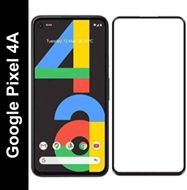 XTRENGTH Edge To Edge Tempered Glass for Google Pixel 4A