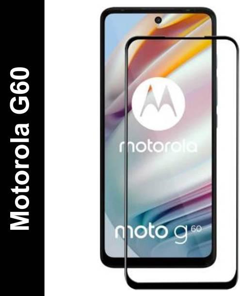 DMJHP Tempered Glass Guard for Motorola Moto G60
