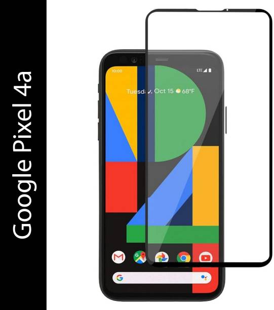 ROSALINE Tempered Glass Guard for Google Pixel 4a