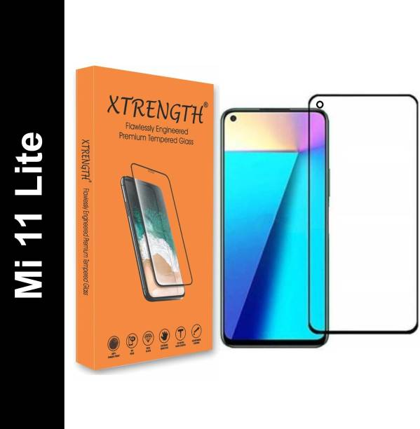 XTRENGTH Tempered Glass Guard for Mi 11 Lite