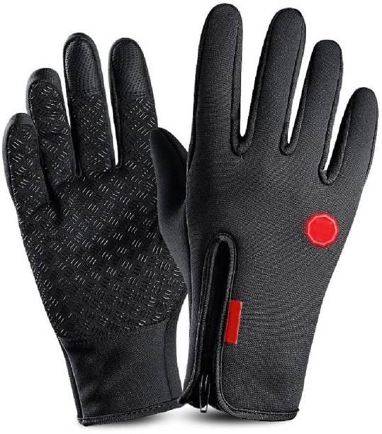 GOCART Touchscreen Outdoor Sports Winter Gloves for Men and Women Cycling Gloves