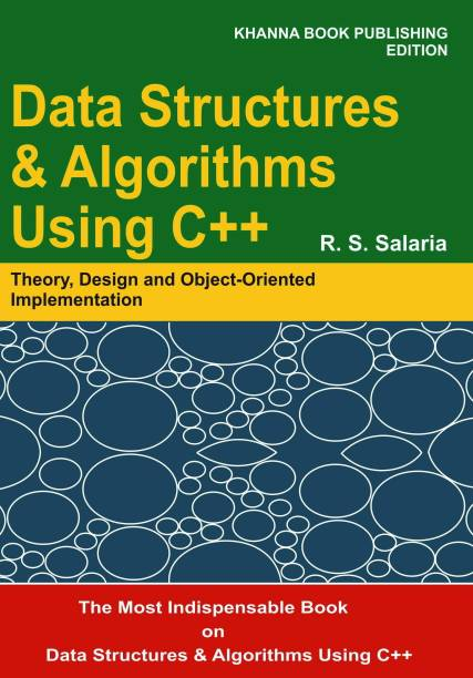 Data Structures & Algorithms Using C++ - Theory, Design and Object Oriented Implementation 3 Edition