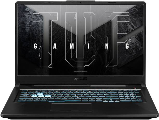 ASUS TUF Gaming F17 (2021) Core i5 11th Gen - (8 GB/1 TB SSD/Windows 10 Home/4 GB Graphics/NVIDIA GeForce RTX 3050/144 Hz) FX706HC-HX070T Gaming Laptop