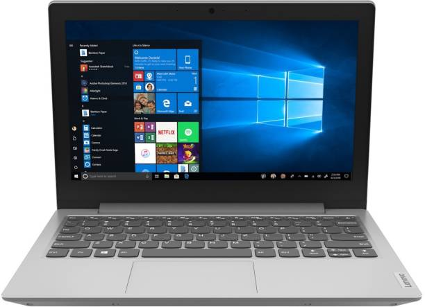 Lenovo IdeaPad 1 Celeron Dual Core 4th Gen - (4 GB/256 GB SSD/Windows 10 Home) 11IGL05 Thin and Light Laptop
