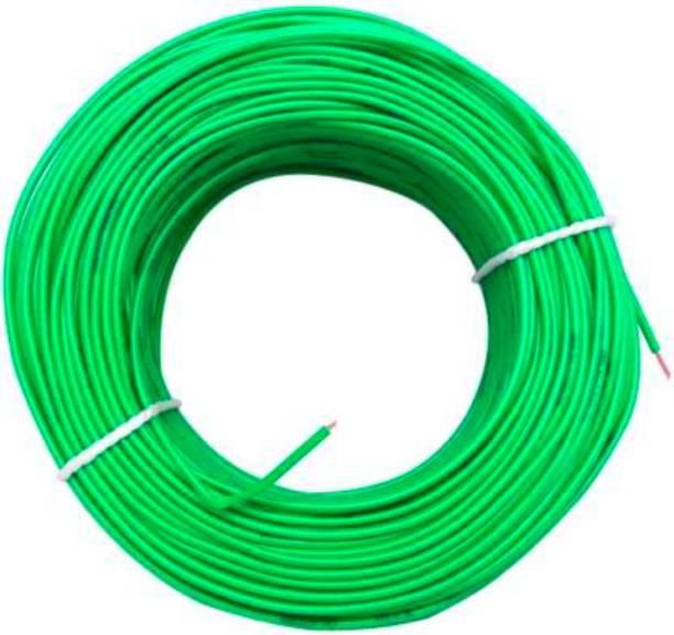 vinytics pvc Green 88 m Wire