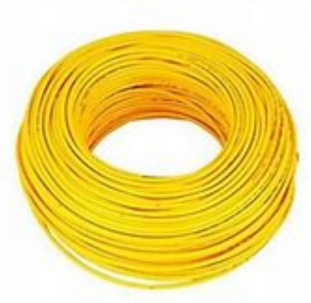 vinytics pvc Yellow 88 m Wire