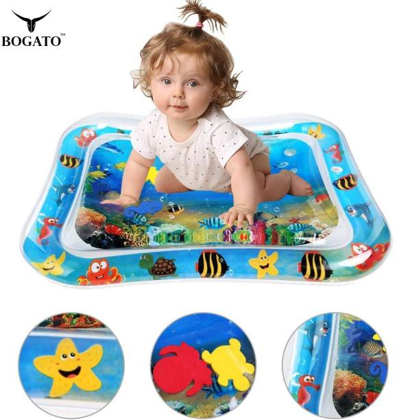 BOGATO™ Silicone Baby Play Mat