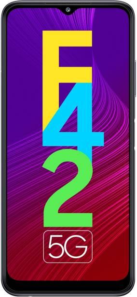 SAMSUNG Galaxy F42 5G (Matte Black, 128 GB)