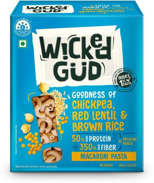 WickedGud Maida Free Macaroni Pasta