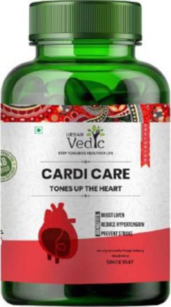URBAN Vedic Cardi Care Tones Up the Heart