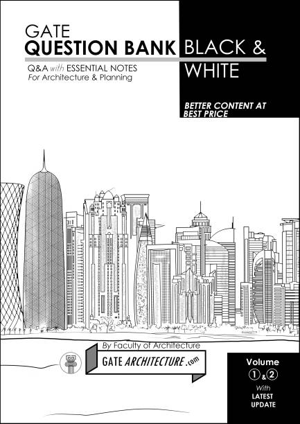 GATE QUESTION BANK (Architecture & Planning)