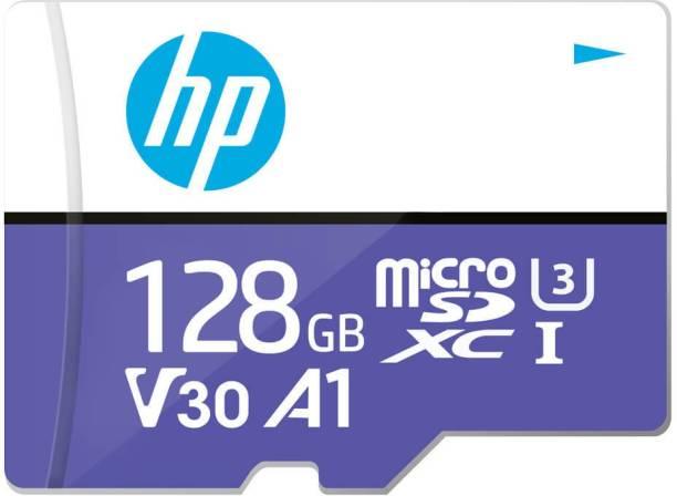 HP V30A1 128 GB MicroSDHC Class 10 100 MB/s  Memory Card