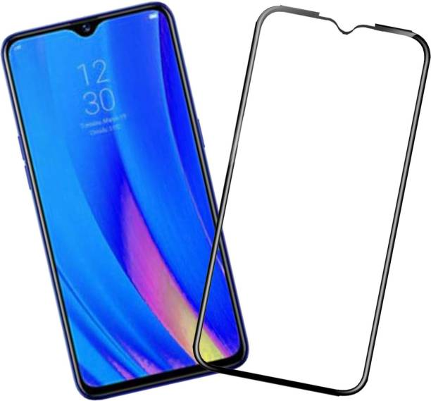 CHVTS Edge To Edge Tempered Glass for POCO C31