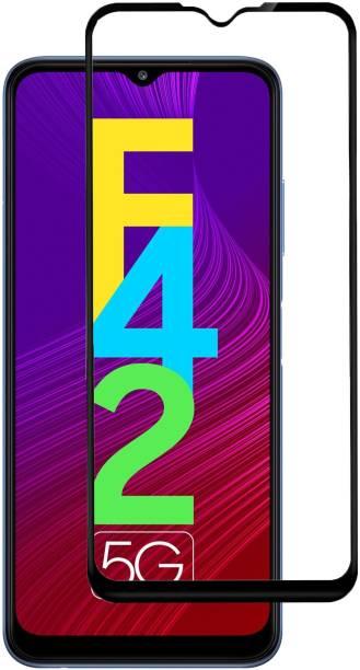 Gorilla Original Edge To Edge Tempered Glass for SAMSUNG Galaxy F42 5G