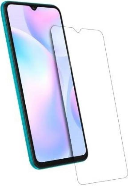 CHVTS Tempered Glass Guard for REDMI 9i Sport