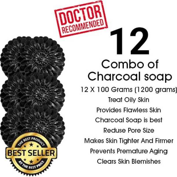 Hari Krishna Healthcare Soap with Charcoal